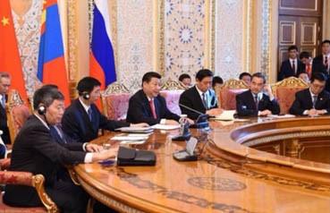 中蒙俄经济走廊的历史基础与地缘政治分析